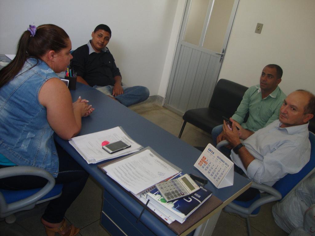 Comitiva de Vereadores visita obras de reforma do Hospital Municipal de Barra do Choça